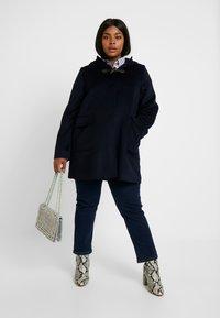 Persona by Marina Rinaldi - NATIVO - Classic coat - blu marino - 1
