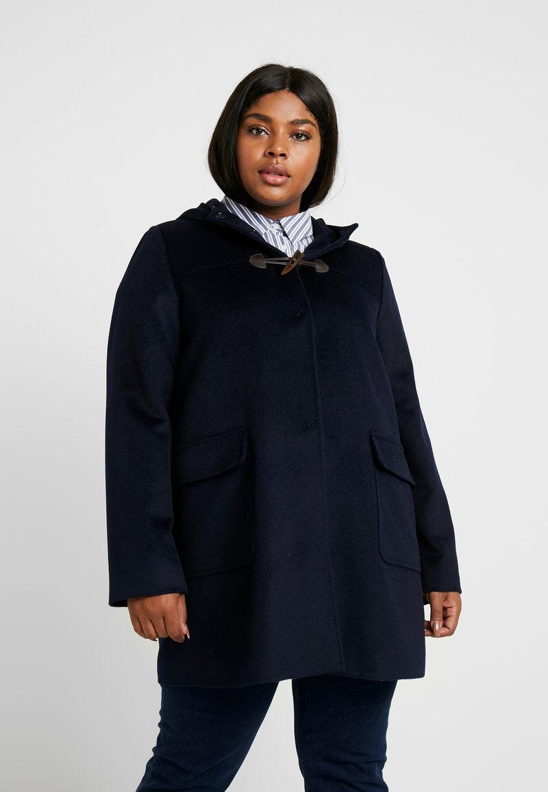 Persona by Marina Rinaldi - NATIVO - Classic coat - blu marino