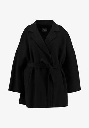 NIGHT - Classic coat - black