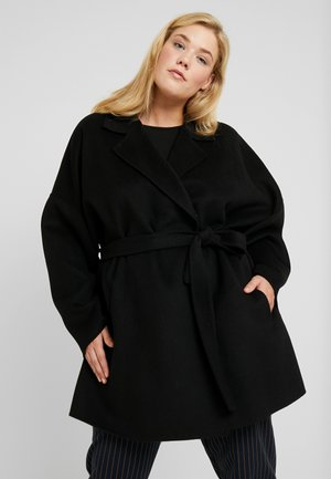 NIGHT - Classic coat - black