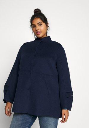 NADINE - Płaszcz wełniany /Płaszcz klasyczny - bluette