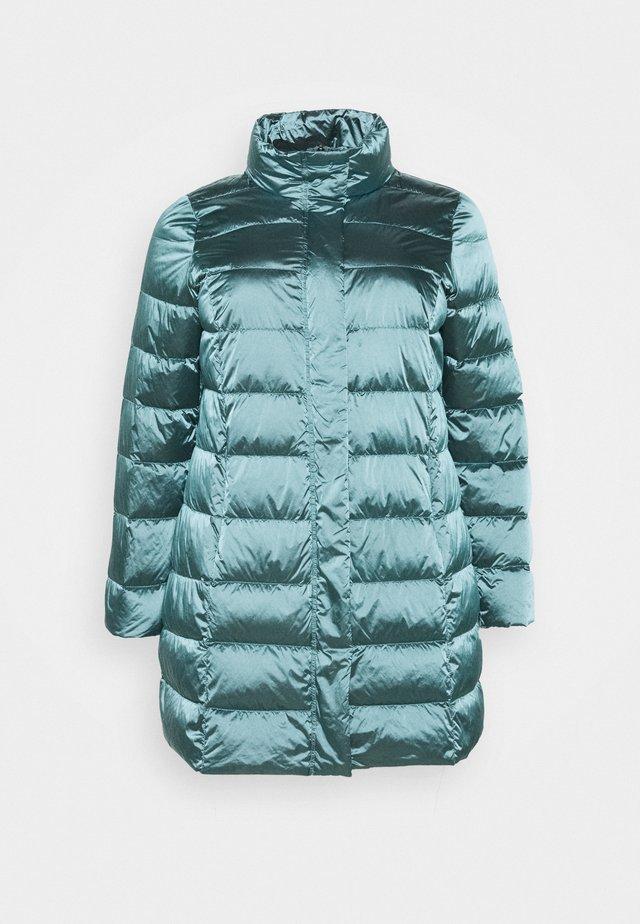 PACOS - Daunenmantel - turquoise