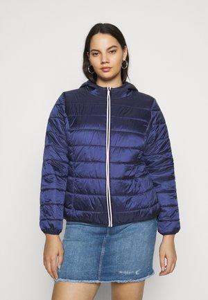 PAPAVERO - Light jacket - blue