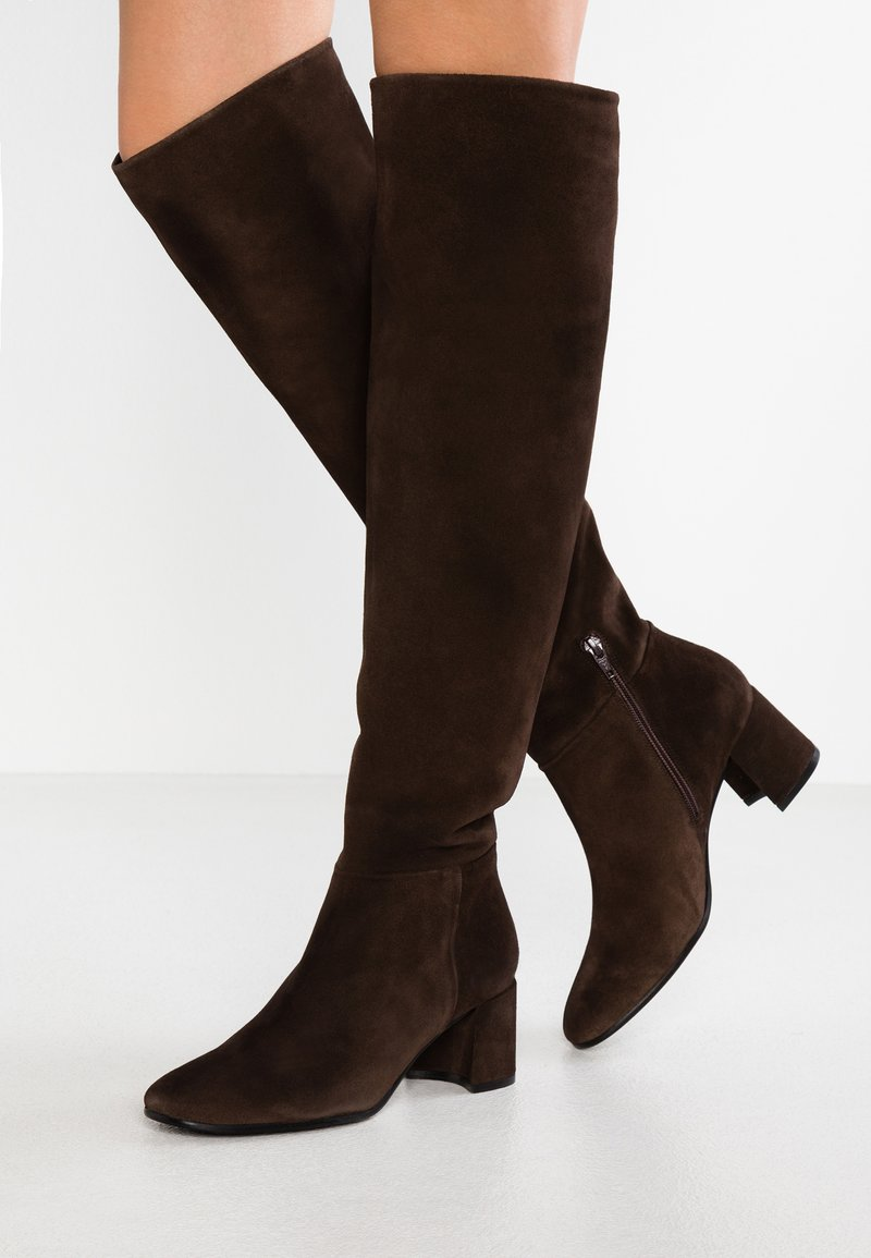 Pons Quintana - Over-the-knee boots - brown