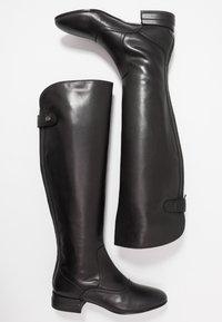 Pons Quintana - ISABEL - Vysoká obuv - black - 3
