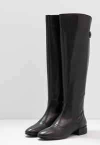 Pons Quintana - ISABEL - Vysoká obuv - black - 4