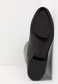 Pons Quintana - ISABEL - Vysoká obuv - black - 6