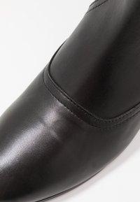 Pons Quintana - ISABEL - Vysoká obuv - black - 2