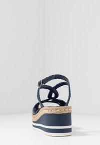 Pons Quintana - Platform sandals - azulon - 5