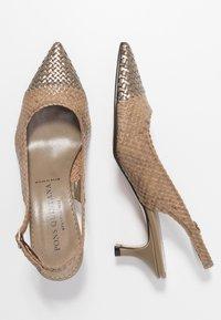 Pons Quintana - Classic heels - alba/alga - 3