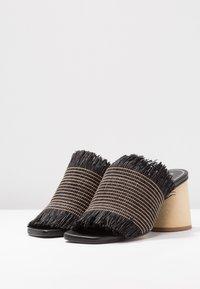 Proenza Schouler - Mules à talons - black - 4
