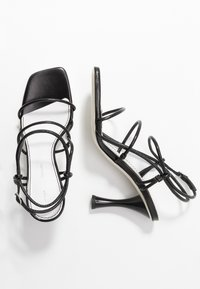 Proenza Schouler - High heeled sandals - nero - 3