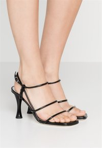 Proenza Schouler - High heeled sandals - nero - 0