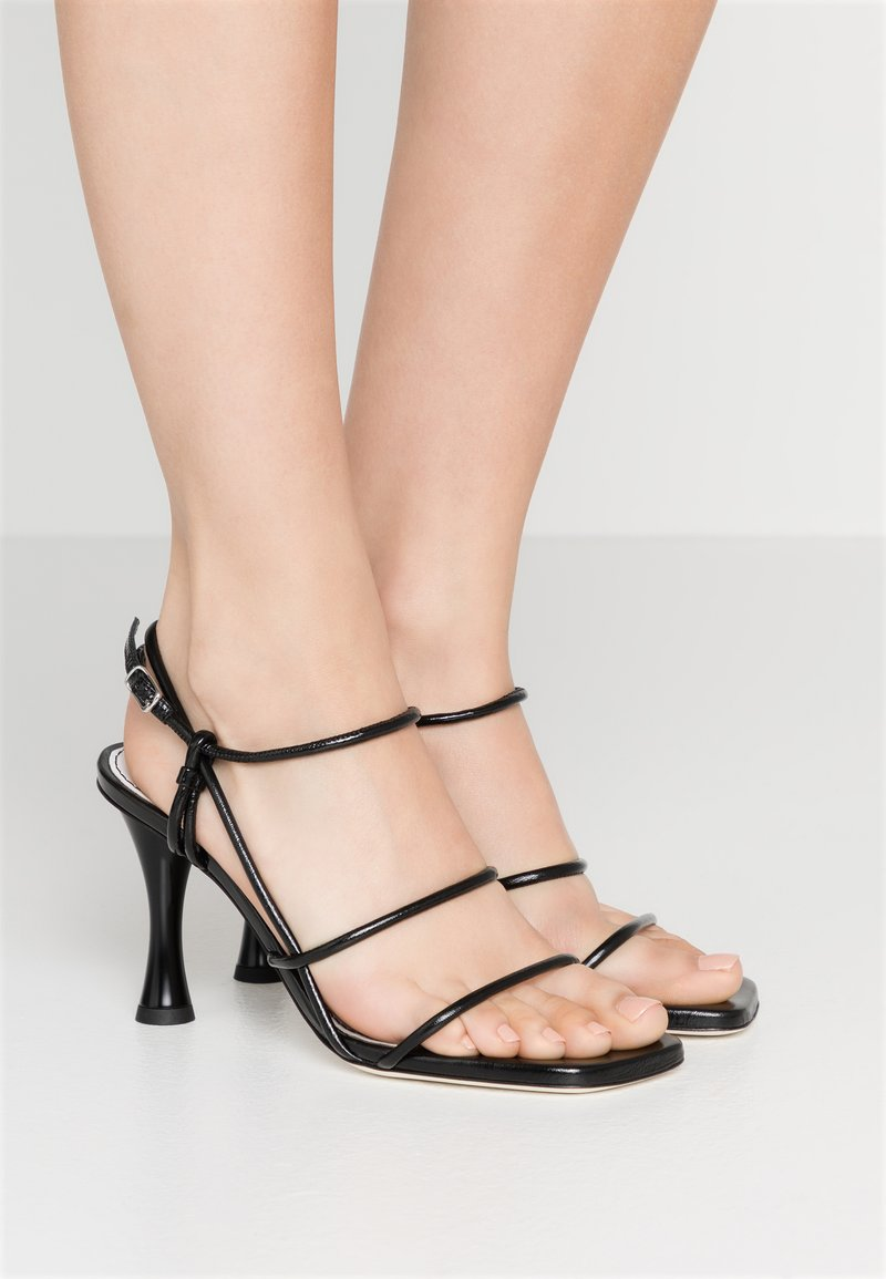 Proenza Schouler - High heeled sandals - nero