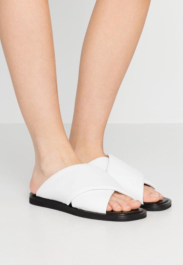 Sandaler - bianco