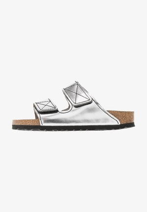ARIZONA  - Slippers - silver