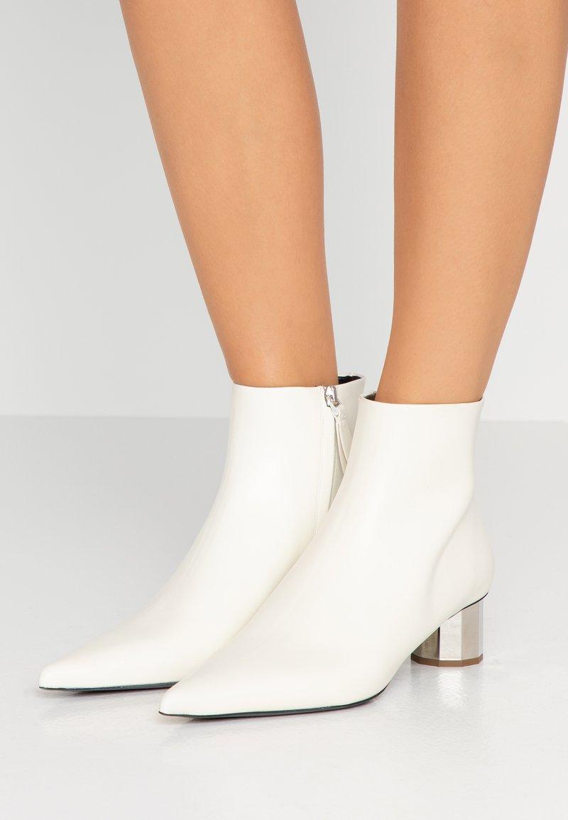 Proenza Schouler - Ankle Boot - baltilux/black/silver