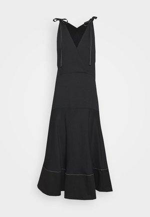 SLEEVELESS DRESS - Day dress - black