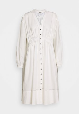 SHIRTING DRESS - Abito a camicia - off white