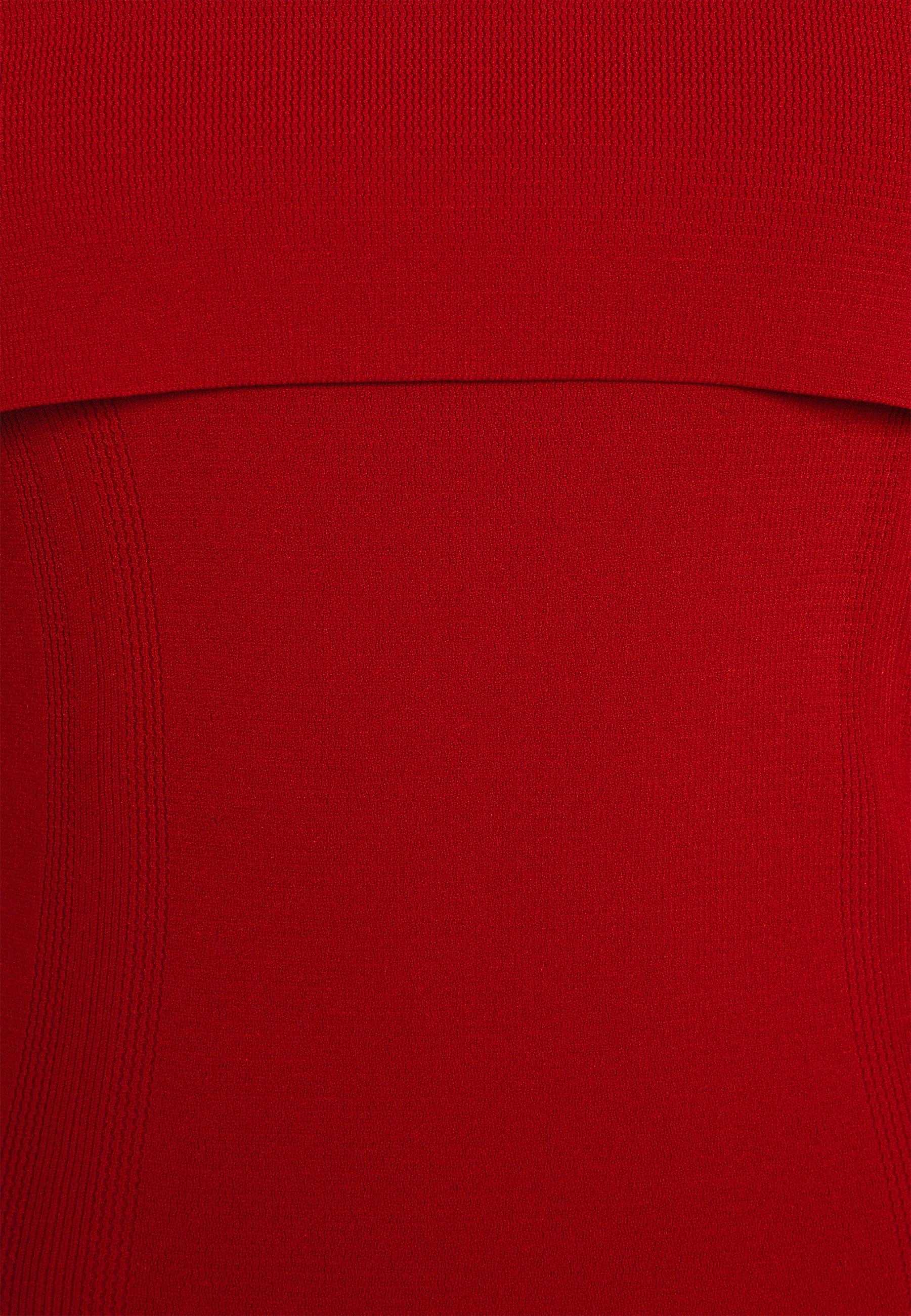 Proenza Schouler Compact Tank Dress - Tubino Scarlet Ul5L1