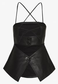 Proenza Schouler - STRAPPY - Top - black - 1