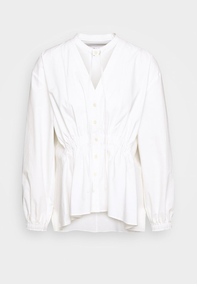 SHIRTING BLOUSE - Blouse - off white