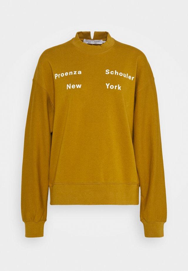 LONG SLEEVE - Sweatshirt - moss