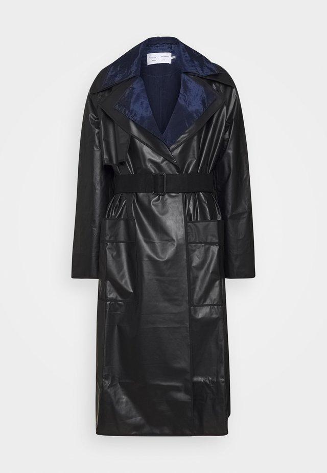 BELTED COAT 2-IN-1 - Regnjacka - dark grey