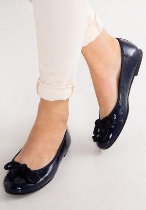 IPNOTIC - Ballet pumps - azul