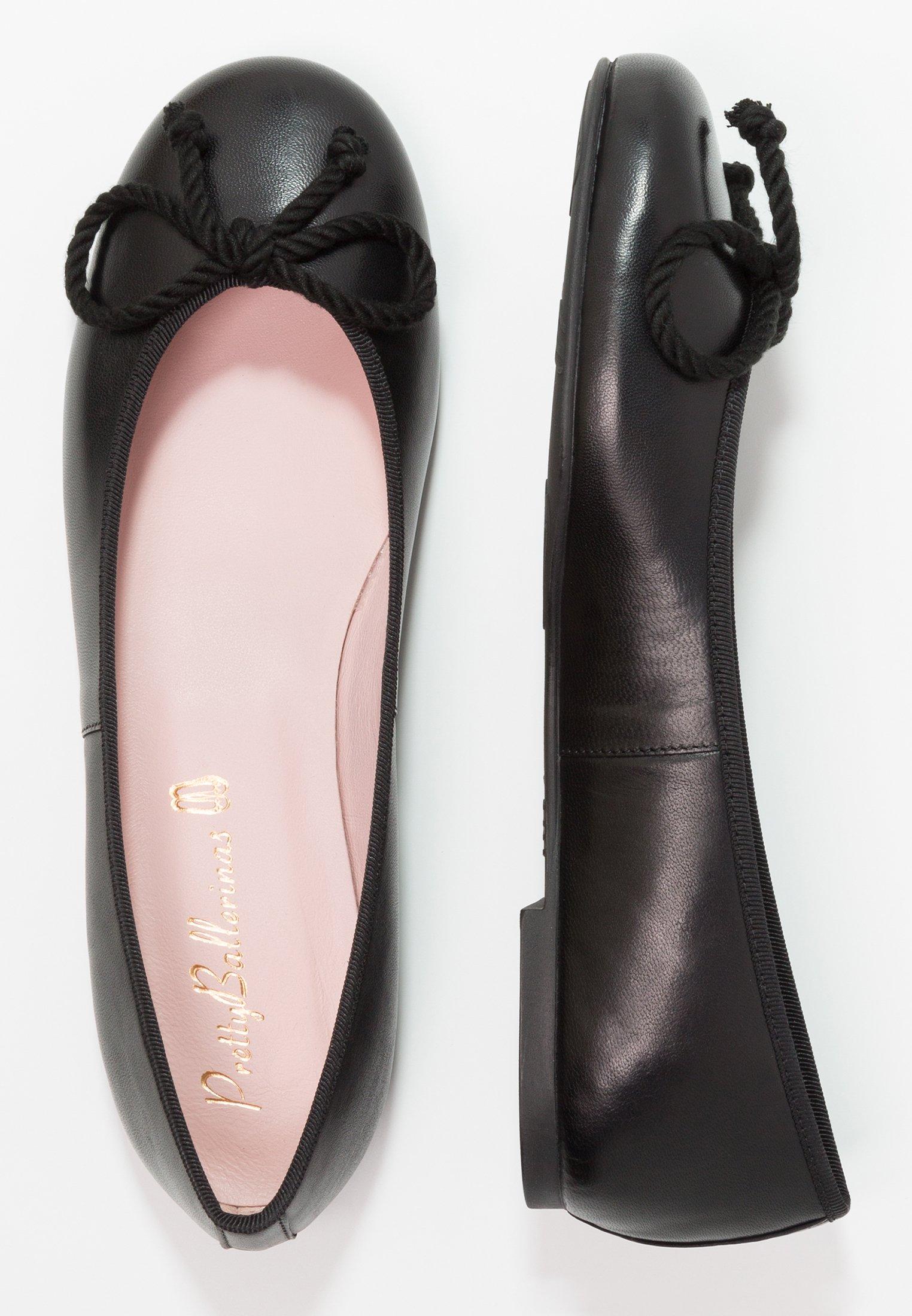 Pretty Ballerinas Ballerine - Black iTa6r