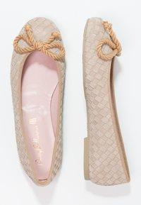 Pretty Ballerinas - HAMAL - Baleríny - sand - 2