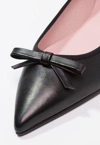 Pretty Ballerinas - COTON - Ballerinaskor - black - 6