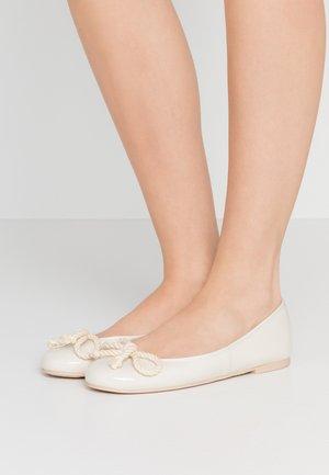 SHADE - Klassischer  Ballerina - offwhite