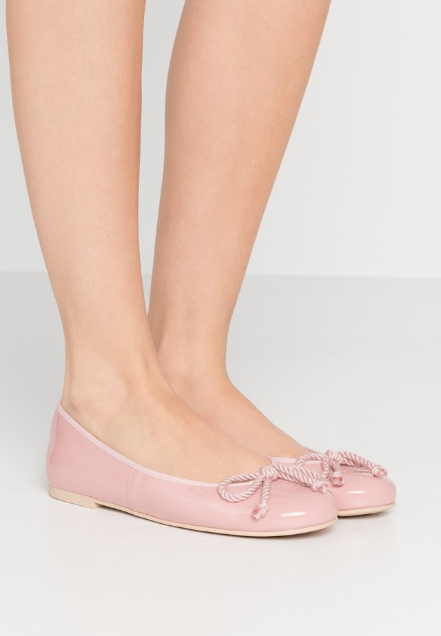SHADE - Ballet pumps - light pink