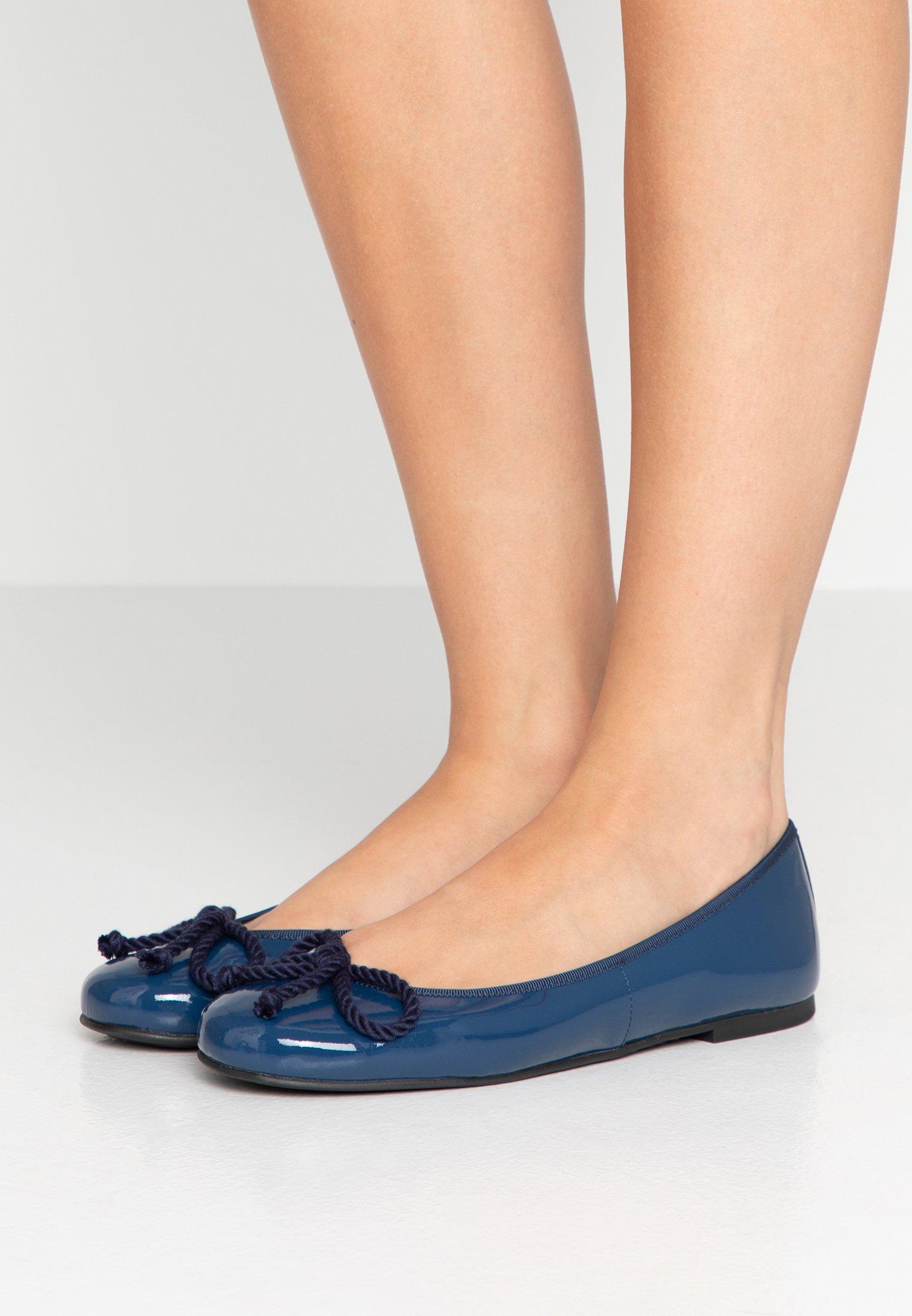 SHADE Ballerinaskor royal blue