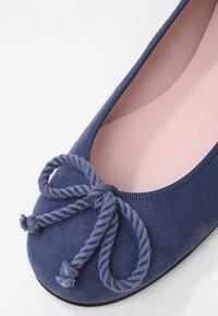 Pretty Ballerinas - ANGELIS - Ballerina - jeans jericho azul dave - 2
