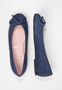 Pretty Ballerinas - ANGELIS - Ballerina - jeans jericho azul dave - 3