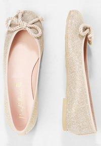 Pretty Ballerinas - GALASSIA - Ballerina - plata - 2