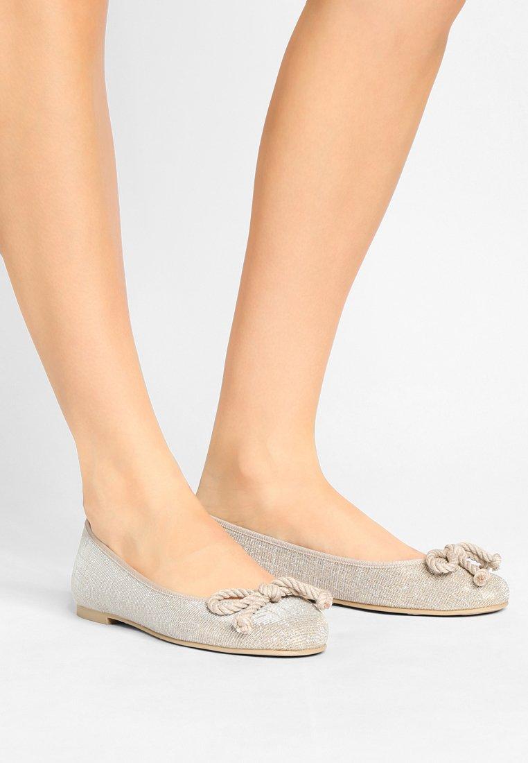Pretty Ballerinas - GALASSIA - Ballerina - plata