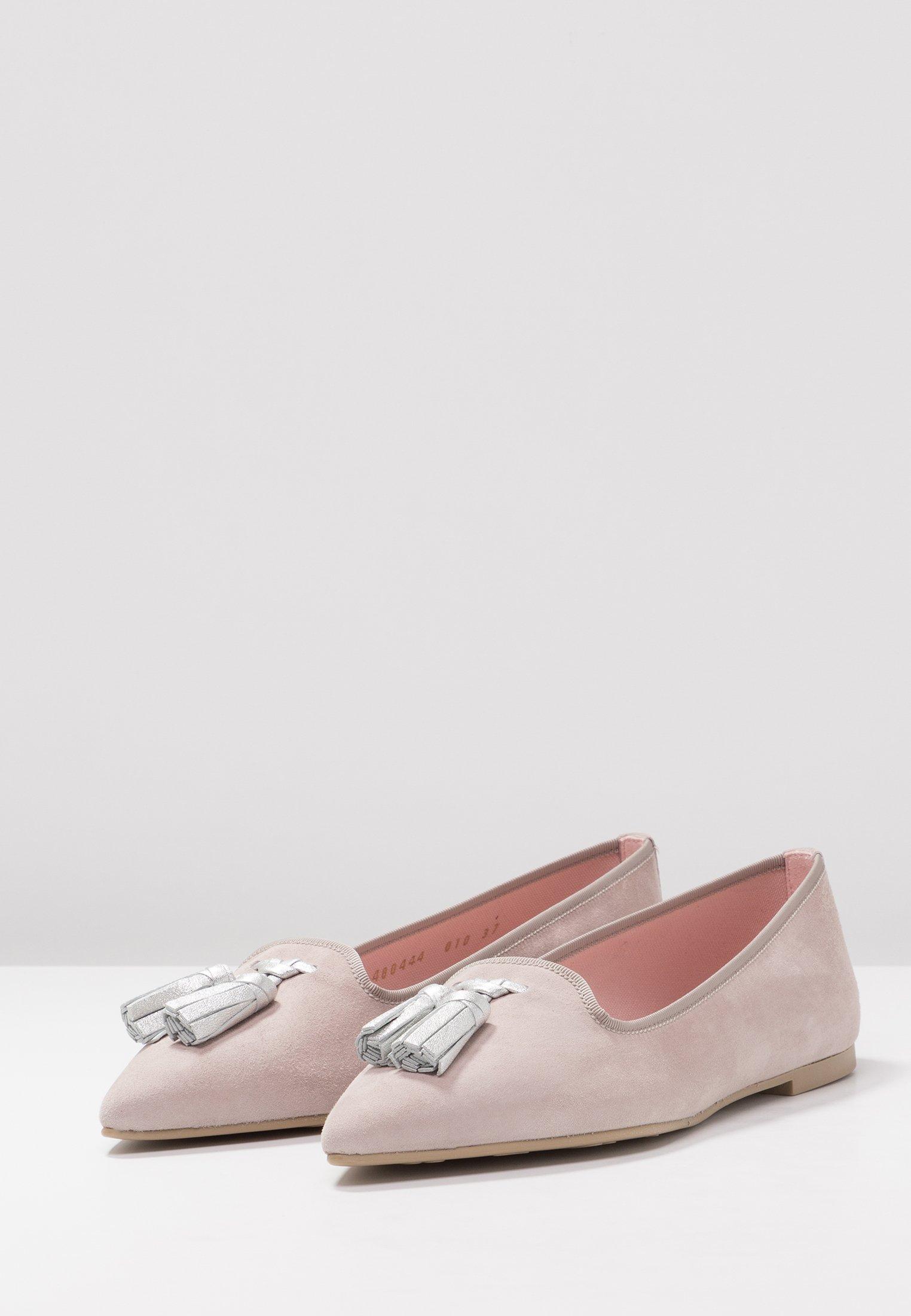 Pretty Ballerinas ANGELIS - Półbuty wsuwane - angelis hasyr/ami plata