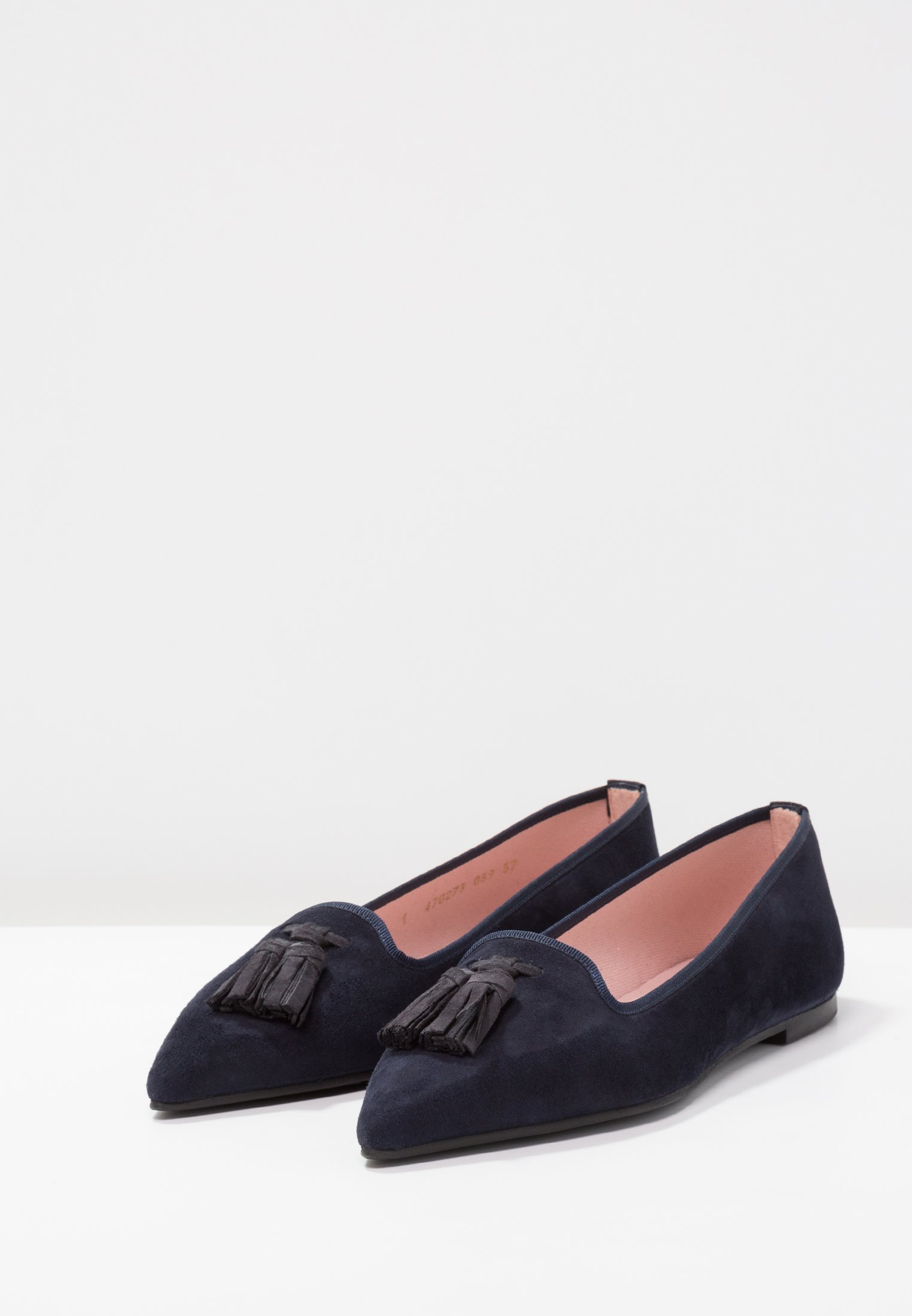 Pretty Ballerinas ANGELIS - Półbuty wsuwane - navy blue/balder/black
