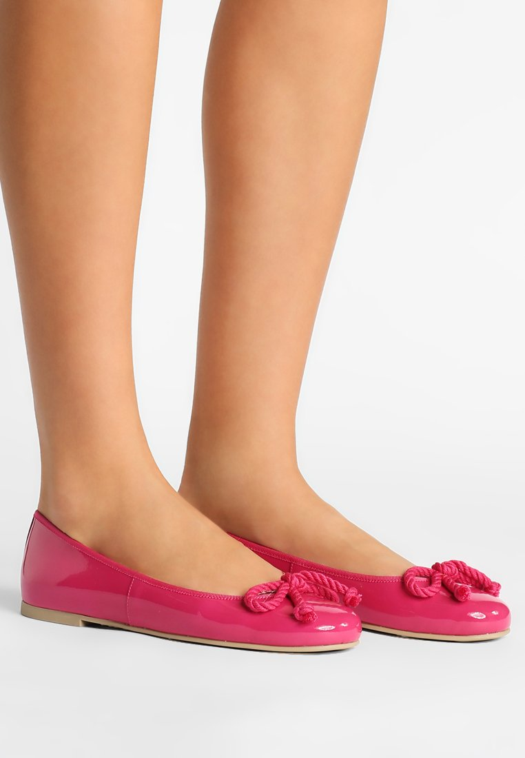 Pretty Ballerinas - SHADE - Ballet pumps - peony