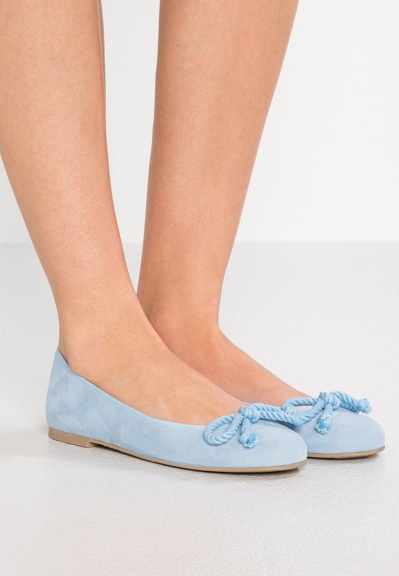 Pretty Ballerinas - ANGELIS - Ballet pumps - micenas