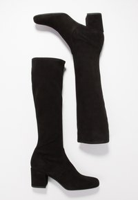 Pretty Ballerinas - ANGELIS STRETCH - Bottes - black - 3