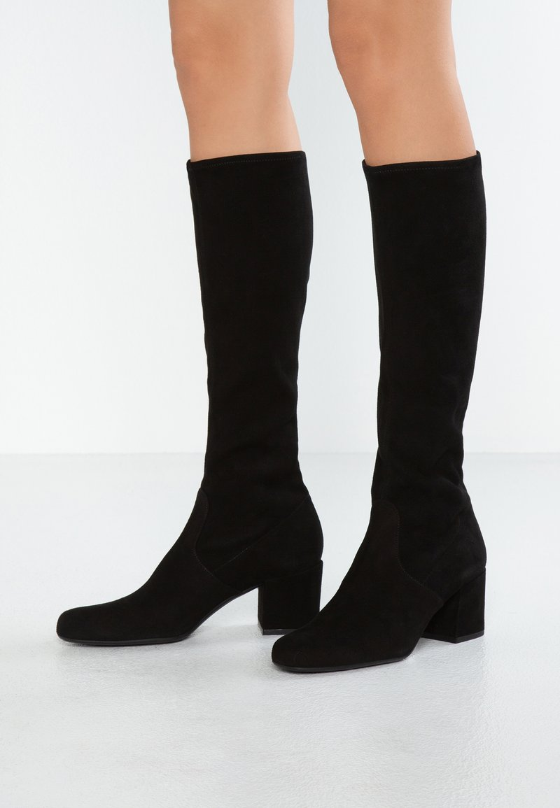 Pretty Ballerinas - ANGELIS STRETCH - Bottes - black