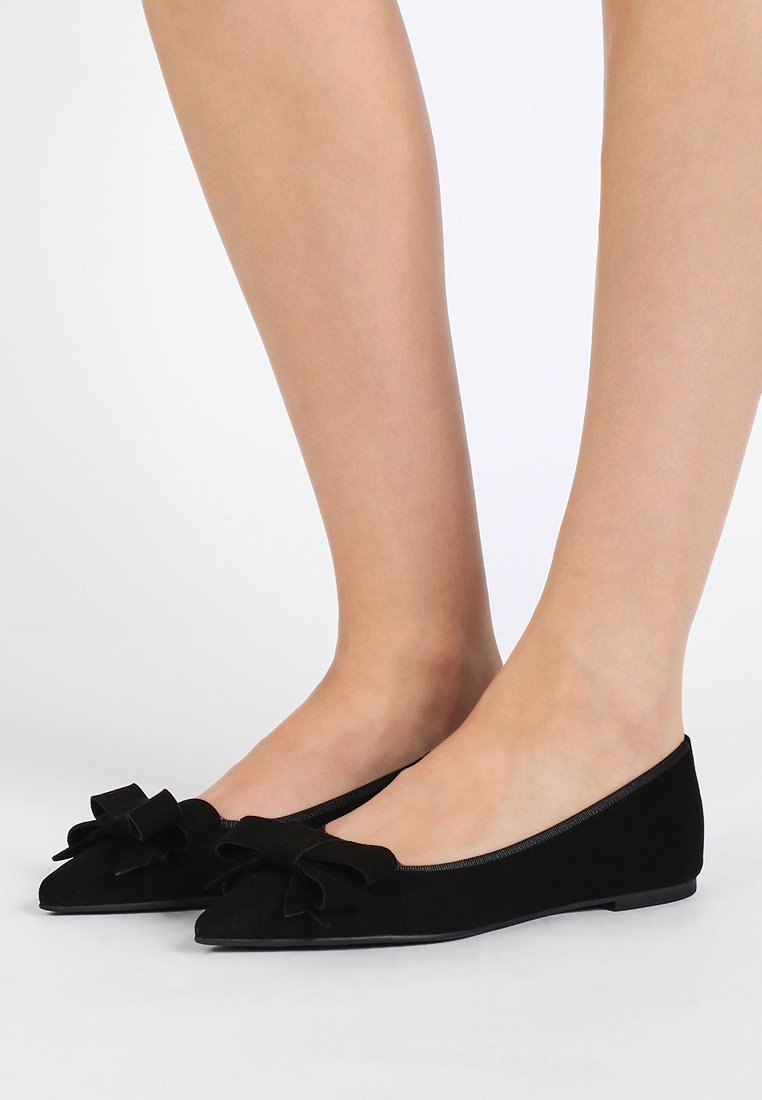 Pretty Ballerinas - ANGELIS - Ballet pumps - black