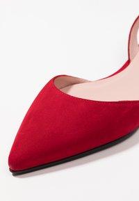 Pretty Ballerinas - Ballerinat - red - 2