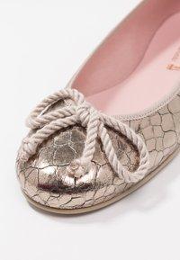 Pretty Ballerinas - Ballet pumps - stone - 2