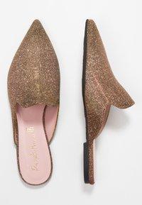 Pretty Ballerinas - GALASSIA - Mules - bronze - 3