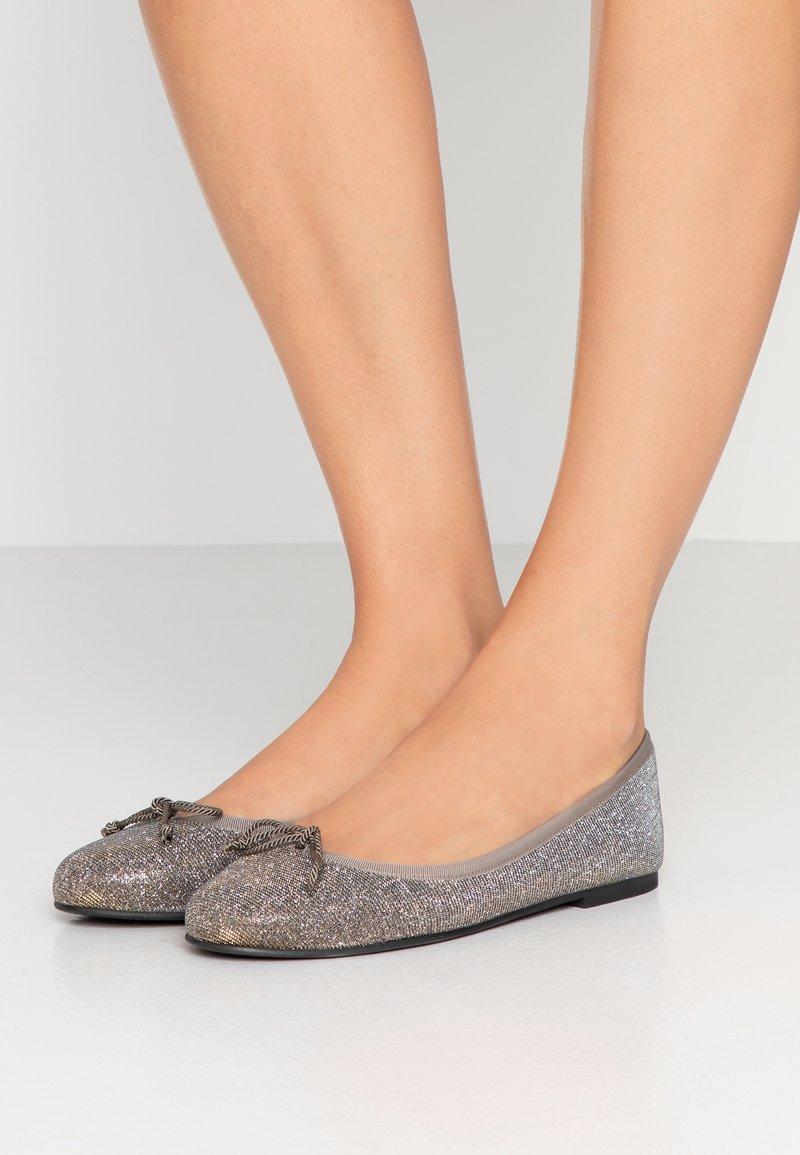 Pretty Ballerinas - GALASSIA - Ballet pumps - dark grey